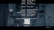 Sword Art Online Alicization – War of Underworld Episode 20 Credits Part 2