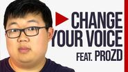 Voice Actor Shares Secrets To Changing Your Voice (ft
