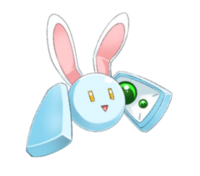 Haruno Sora Unnamed robotic rabbit