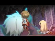 MapleStory - Legends- Mercedes Animated Intro Video