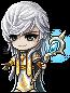 MapleStory NPC White Mage (2)