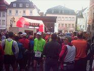 Start Albmarathon 2009