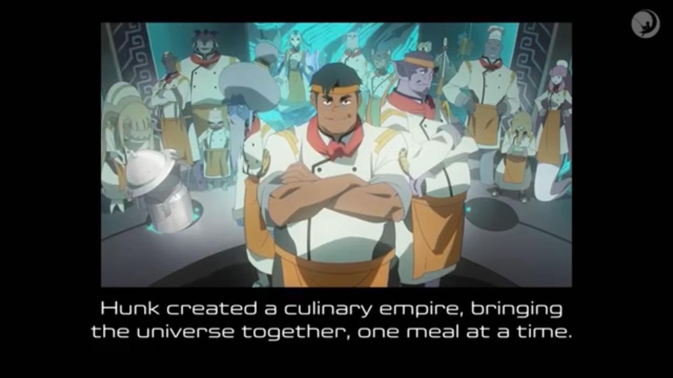 Hunk's Culinary Empire