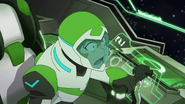 S3E02.228. Pidge freaking out at oncoming Zerg swarm