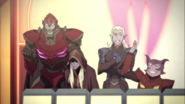 S7E04.164. The answer is Antok and meanwhile the Galra team celebrates