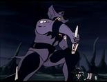 Ep.23.12 - Kauman pulling out leg sword
