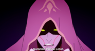 Haggar (Summon Prince Lotor.)