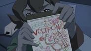 29a. Pidge's Voltron doodle
