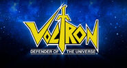 Voltron Defender of the Universe Slider