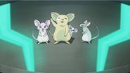 109. Space mice in cryo pod