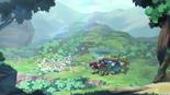 22. Lions above Arusian village