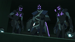 S4E01.18. Kolivan and two other Blades