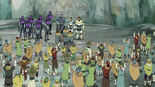 S3E01.101. Puigians want to see Voltron