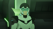 S2E10.218a. Shiro gets mad twitchy when pushed lol 2