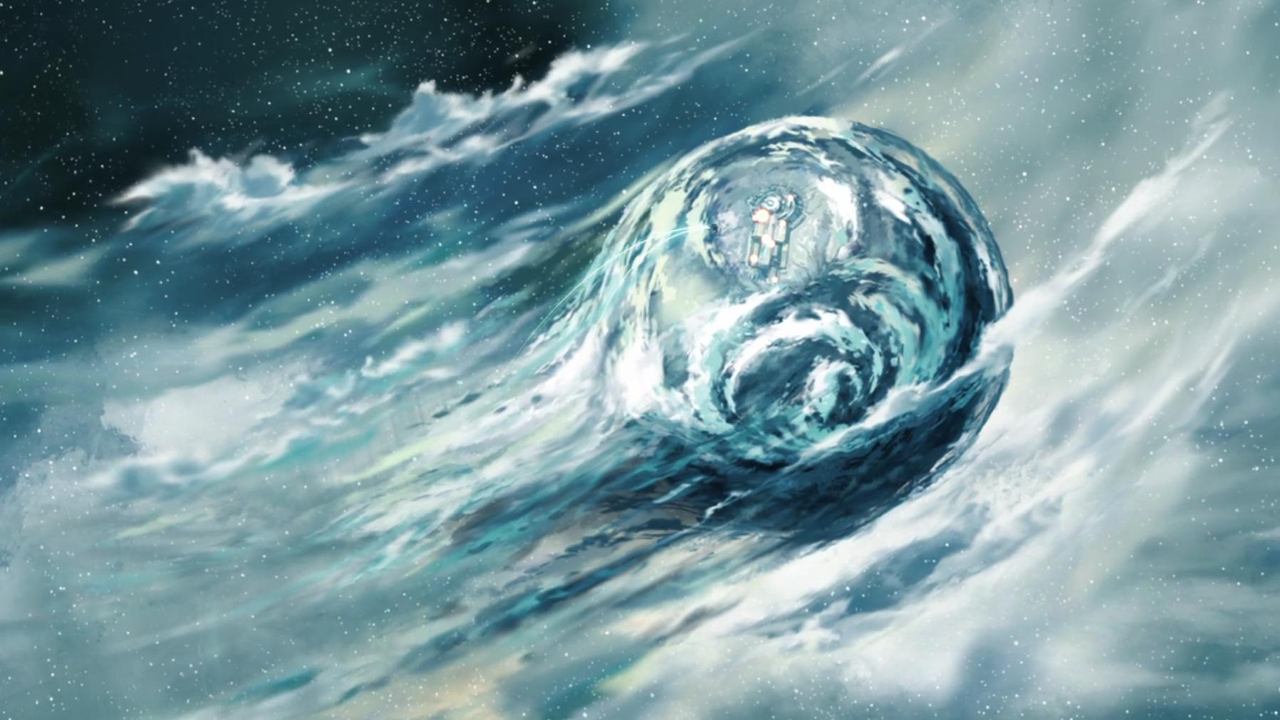Kraydah's moon