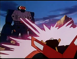 Ep.32.111 - Gamma has Golion on the ropes