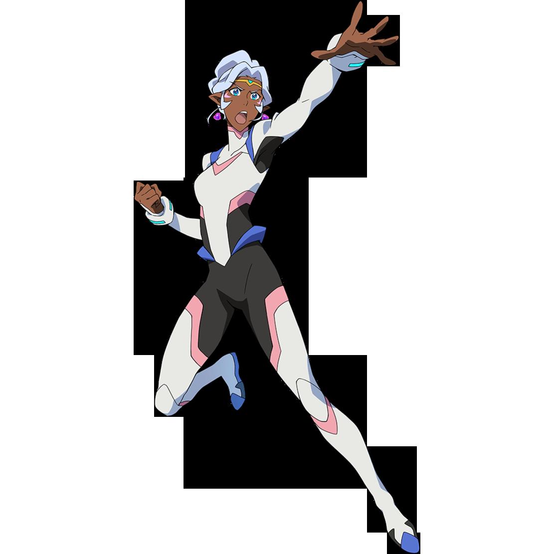 Allura (Legendary Defender)