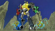From Voltron 03 Yellow 03242012