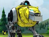 Yellow Lion (Voltron Force)