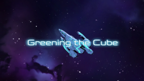 Voltron S2 Title Greening the Cube.png