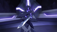 S2E08.99. Keith's first opponent of the Blade