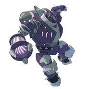 VLT-character-robeast