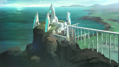 First glimpse of the Castle of Lions.png