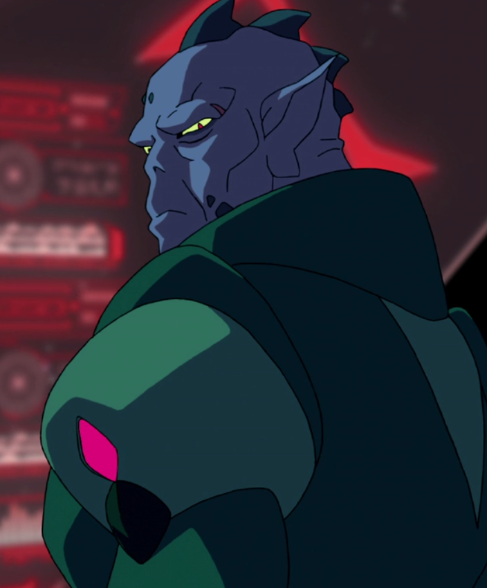 Unnamed Galra Commander