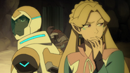S7E05.111. Hunk and Romelle looking around the dump