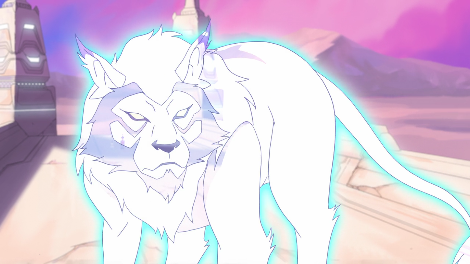 White Lion (character)