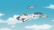 S7E07.182a. MFE fighter from starboard 2