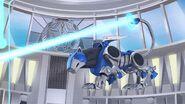 Lion Tail 04 Blue 03282012
