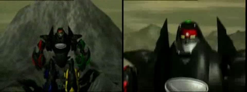 Stealth Voltron