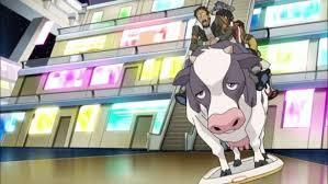 Kaltenecker the Cow