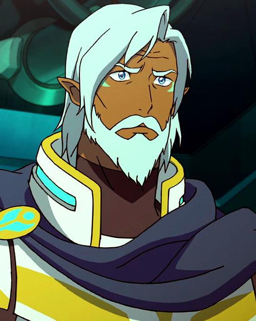 Alfor (Legendary Defender)
