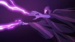 S2E09.67. Druid shooting lightning towards Zarkon