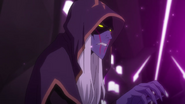 S4E03.288. Haggar looks miffed that Lotor caught on to her