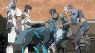 Keith, Iverson, Allura, Coran and Cosmo