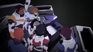 Team Voltron without Shiro