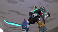S3E07.340. Voltron pauses for a moment