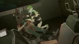 S4E02.159. Pidge helping Te-osh with her mask