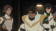 S7E09.360. Hunk is not taking the news well but then who would