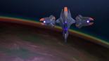 S3E03.42. Lotor's starfighter