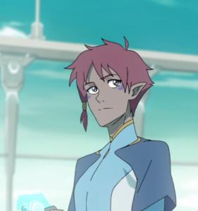 Merla (Legendary Defender)