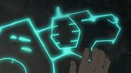 Blue Lion carving awakens for Lance