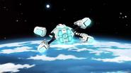 47. Castle in Arus orbit - from rear