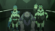 S2E10.291. Team Voltron surprised at what's behind door no 1