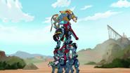 27. Lion pyramid