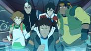 Shiro, Keith, Lance, Pidge & Hunk