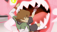 S2E05.154. Pidge struggling with her lessons for once